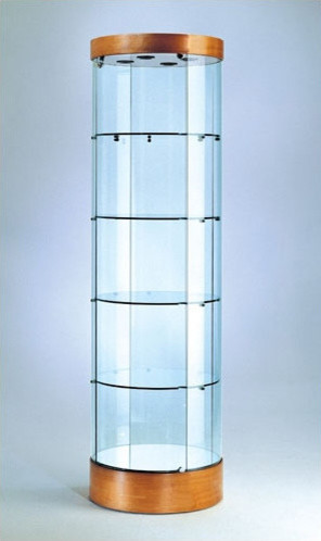 Tower Display Cabinet modern-storage-cabinets