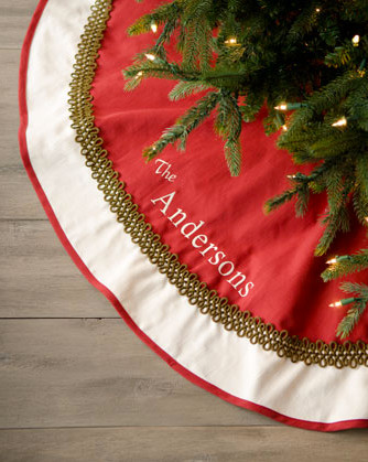 Traditional Holiday Decorations by Neiman Marcus