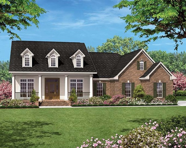 House plan hwepl76855 from by for Www eplans com