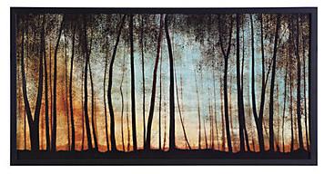 Golden Forest - Carolyn Reynolds modern-artwork
