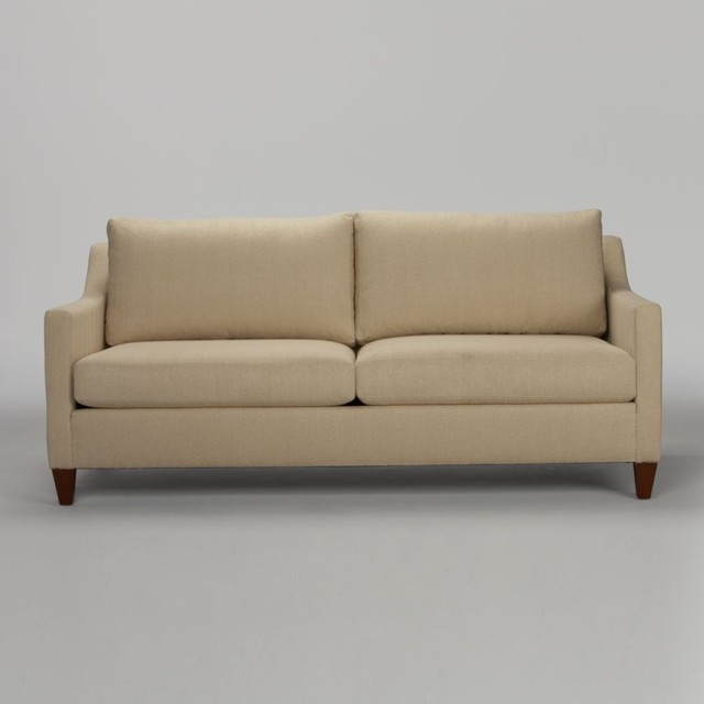 Monterey sofa 76quot traditional sofas by ethan allen for 76 sectional sofa