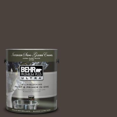 BEHR #UL160-23 Espresso Beans  paints stains and glazes