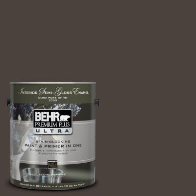 BEHR #UL160-23 Espresso Beans paint