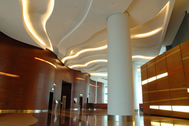 Led Strip Lighting And Led Rope Lights Modern Ceiling
