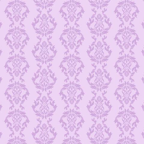 Lavender Damask Shelf Paper Drawer Liner, 36x24, Matte Paper - Traditional - Drawer & Shelf ...
