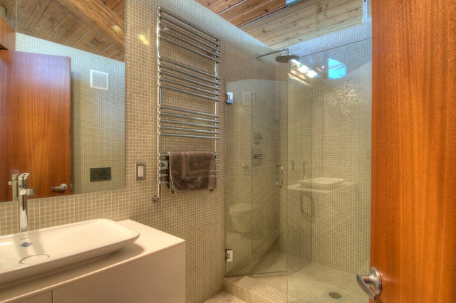 Herron House contemporary-bathroom