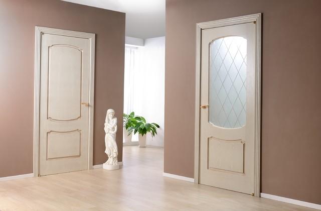 Napoleon and Josephine traditional-interior-doors