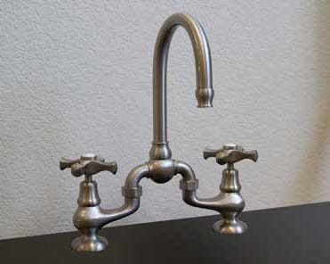 Rustic Faucets contemporary-bathroom-faucets-and-showerheads