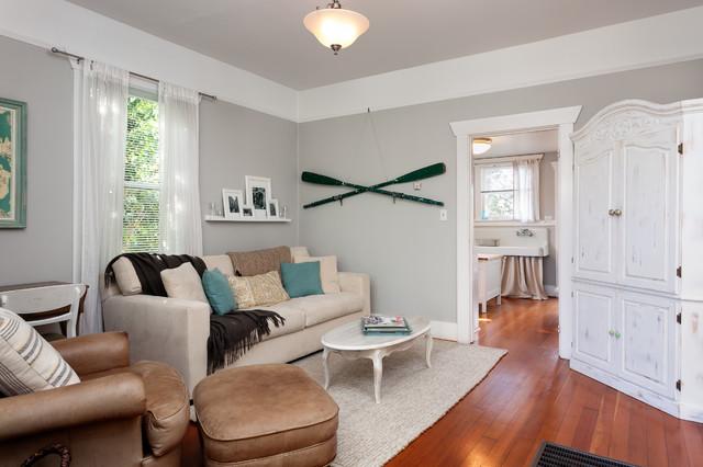 Interiors/Exteriors traditional-living-room