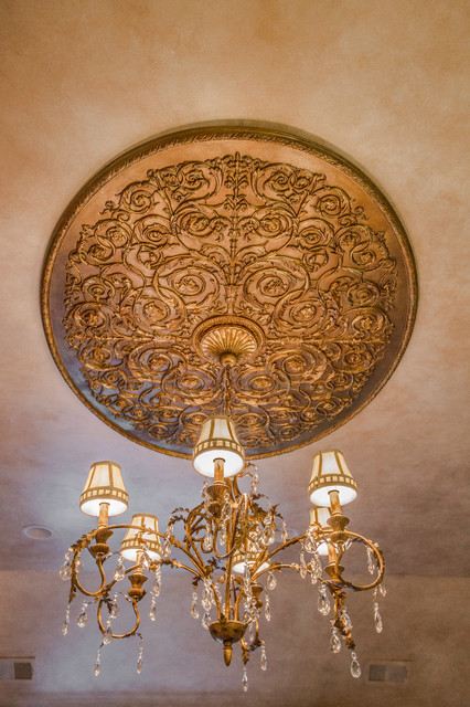 Custom Painting & Finishes traditional