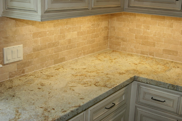 Arrowood Traditional Kitchen Countertops Houston By Max Marble