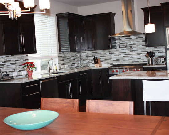 Project of the Month Contest Winner - Every month My Tile Backsplash receives entries from customers who have purchased there tile project from us and are entered into our Monthly Drawing for a $100 gift card to select retailers, restaurants, shopping and more.  The project stays in the running from the time of submission until chosen as well!