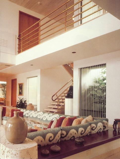 Contemporary Intracoastal contemporary-living-room