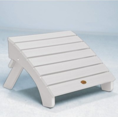 The Highwood USA Folding Adirondack Ottoman needs very low maintenance and has a contemporary patio furniture and outdoor furniture