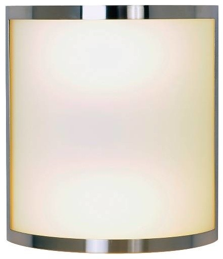 contemporary fluorescent lighting collection wall sconce