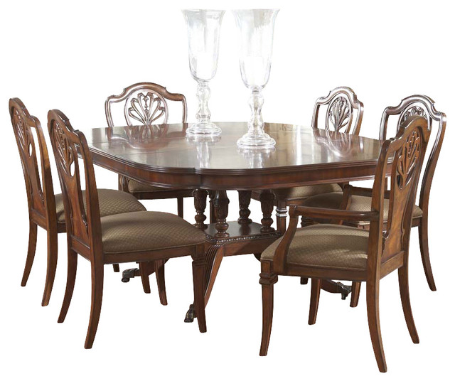 Antebellum Small Dining Table Traditional Dining Tables By Carolina Rustica