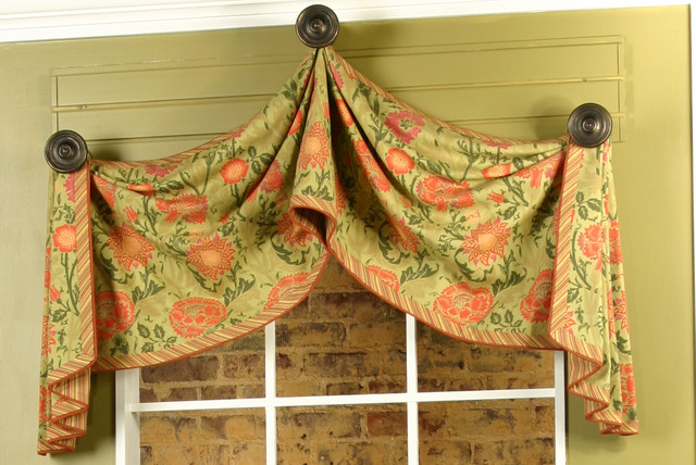 Pull Up Valance Sewing Pattern Birmingham By Pate