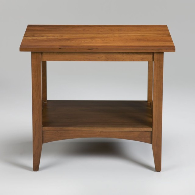 american artisan daniel end table traditional side tables and accent tables