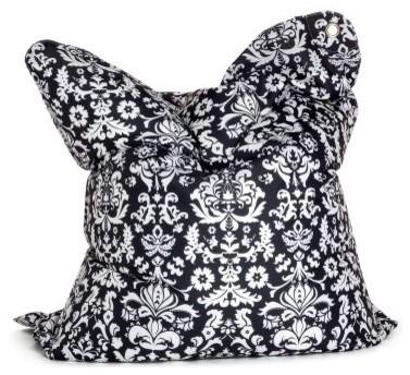 THE BULL Large Fashion Bean Bag Chair - Marie Antoinette modern-kids-chairs