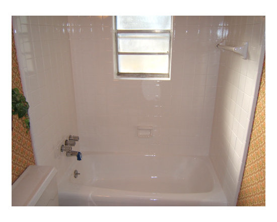 Bathtub & Tile Refinishing - Bathtub & Tile Refinishing