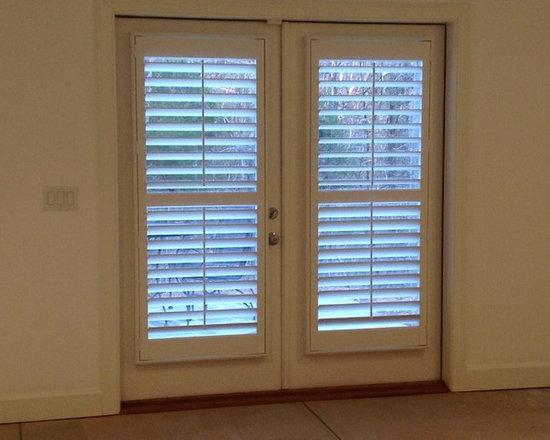 Hunter Douglas Palm Beach Shutters - www.dianasblindsanddesigns.com