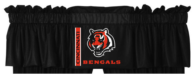 Nfl Cincinnati Bengals Football Locker Room Valance