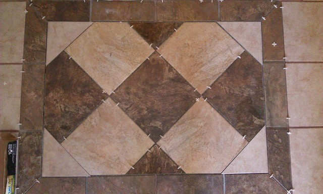 Custom Tile Designs by GPB modern
