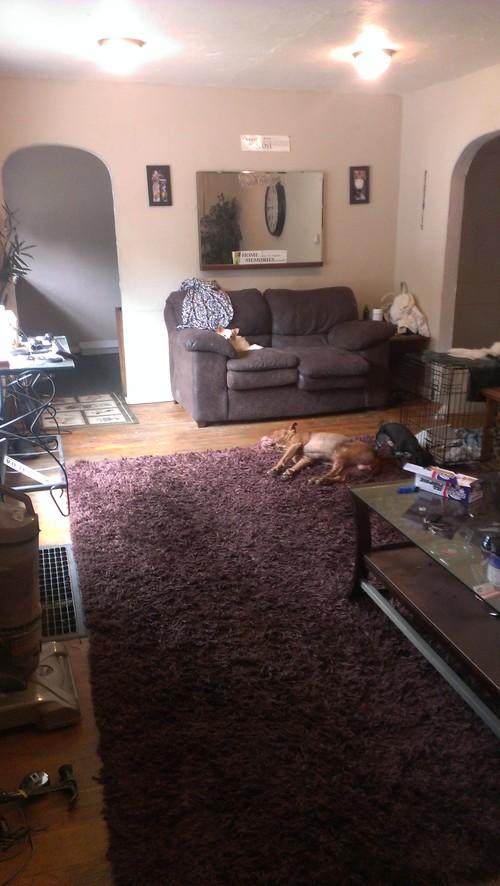 Mrs davis1034 july 18 2014 for Rectangular shaped living room ideas