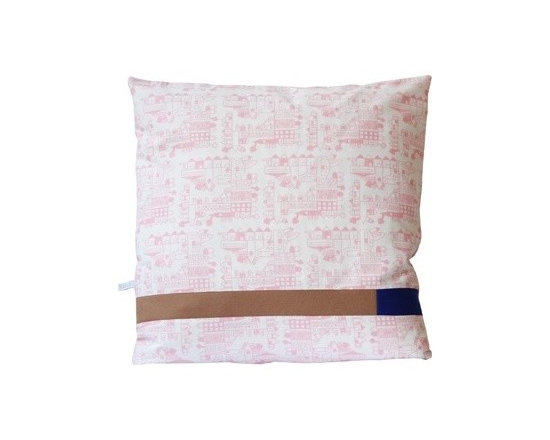 Dutch Cushion - Rose -