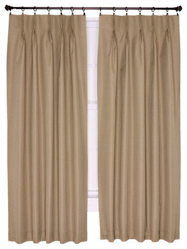 Pinch Pleat Patio Drapes Ellis Crosby Pinch Pleat Patio Panel Curtain Curtains At Curtain