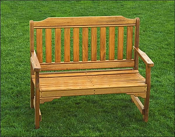 English Garden Bench Cypress English Garden Bench