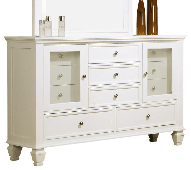 Drawer Chest By Coaster Fine Furniture Contemporary