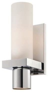 contemporary wall sconces by Home Depot