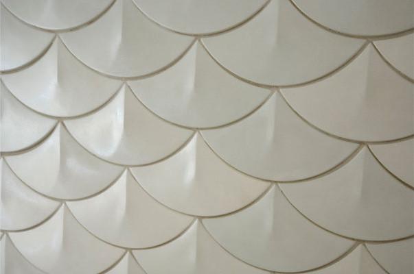 Koi Scale modern-tile