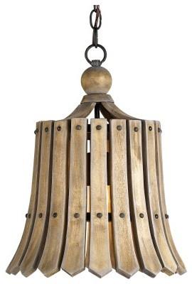 Currey and Company Fruitier Pendant eclectic-pendant-lighting