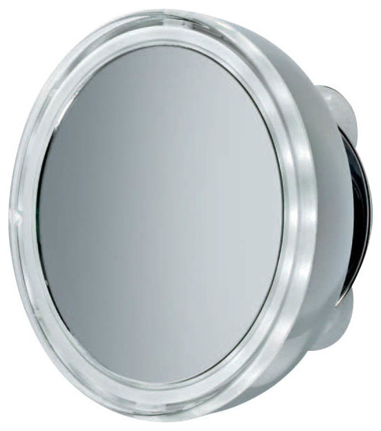 ... Mirror 3x with Suction Cup Mounting contemporary-bathroom-mirrors