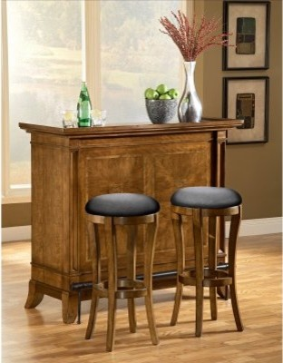 Hillsdale OShea Indoor Home Bar modern indoor pots and planters