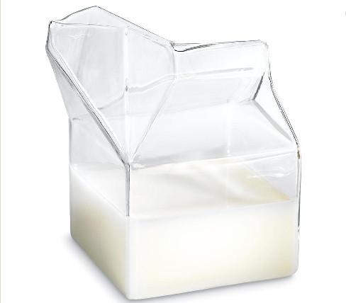 Dairy Half Pint Creamer contemporary-sugar-bowls-and-creamers