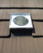 sun glo on a tile roof traditional-skylights