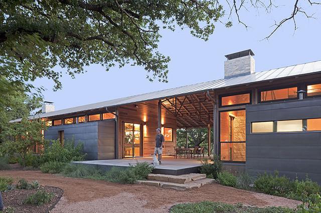 Cross Timbers Ranch by Lake | Flato Architects