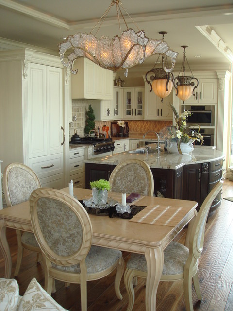 Touch of Tuscan traditional-kitchen