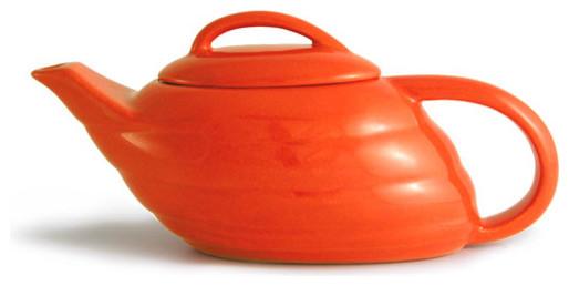 Aladdin teapot contemporary teapots by bauer pottery company - Aladdin teapot ...