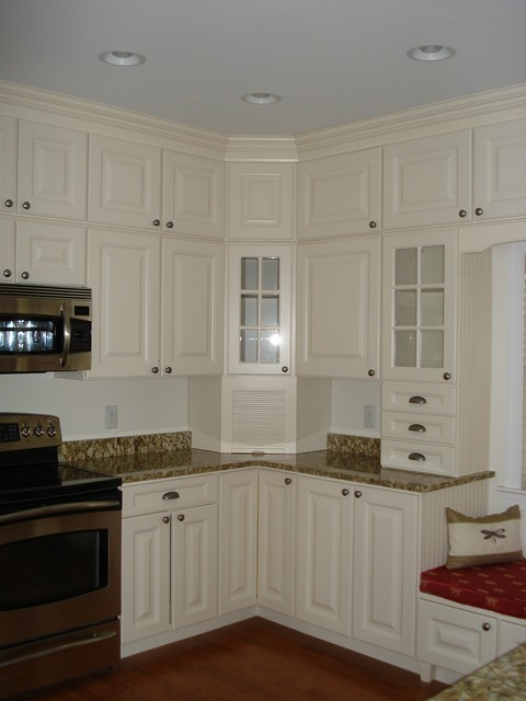 Stacking Stock Cabinets Traditional Dc Metro By