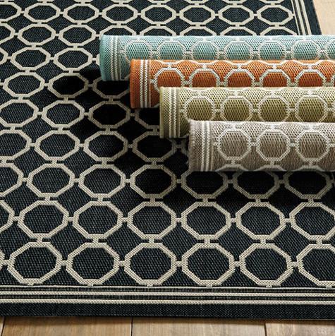Bermuda Indoor/Outdoor Rug contemporary-outdoor-rugs
