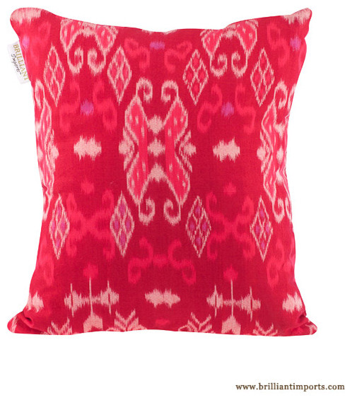 Brilliant Imports : The Bali Collection ~ Pillows & Cushions eclectic pillows