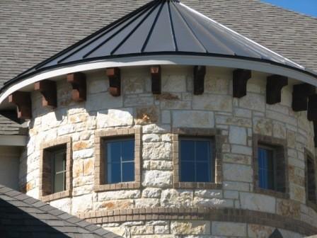 Custom exterior corbels for Craftsman corbels exterior