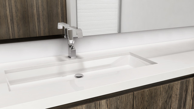 VC836U - Modern - Bathroom Sinks - montreal - by WETSTYLE
