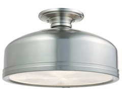 Winslow 2 Light Flush Mount modern ceiling lighting
