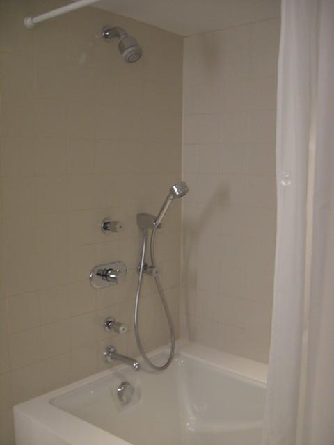 Ohnell Bath modern-bathroom