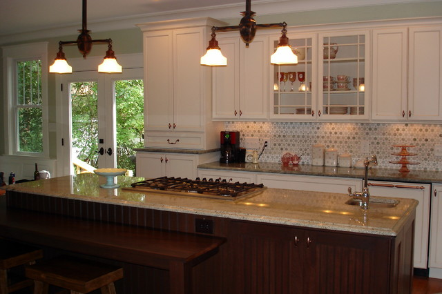 Historic Kitchen Remodel traditional-kitchen